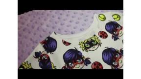 МК по пошиву детского платья в стиле оверсайз