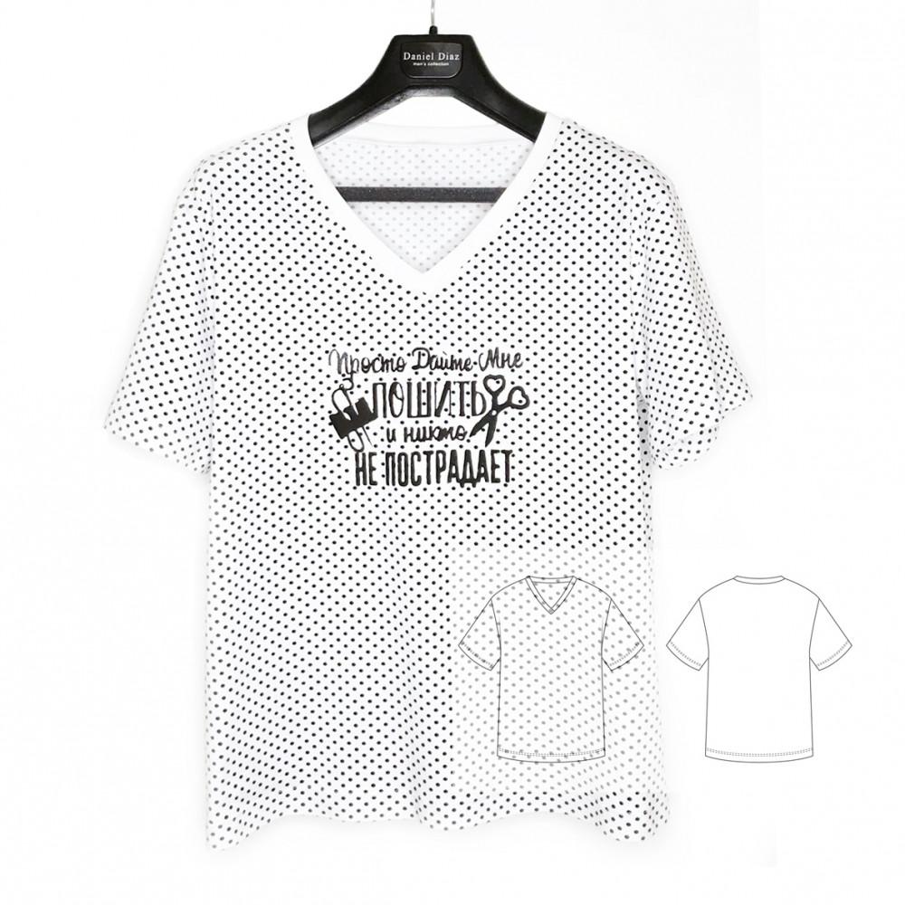 Женская футболка «BINGO»