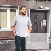 Мужская футболка БОЛТ