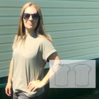 Женская футболка MILK